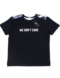 ФУТБОЛКА WE DON'T CARE ROMANIAN CAMO T-SHIRT NAVY