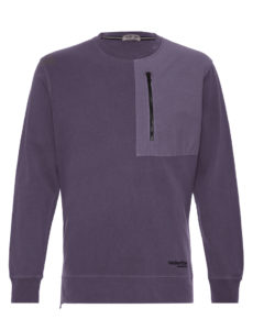 ТОЛСТОВКА WDC GD CHEST POCKET SWEATSHIRT Purple