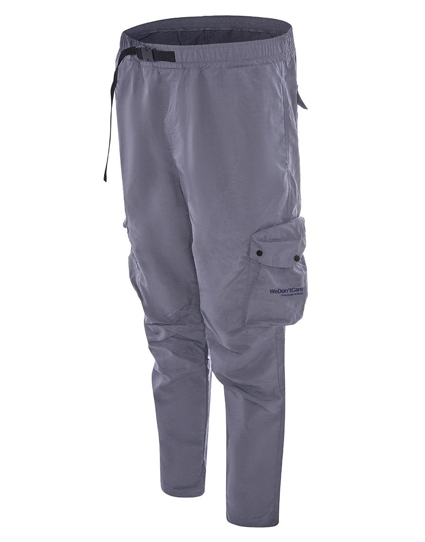 Брюки WDC Nylon Cargo Pants Grey-Blue