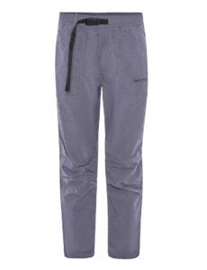 Брюки WDC Nylon Front Pockets Pants Grey-Blue