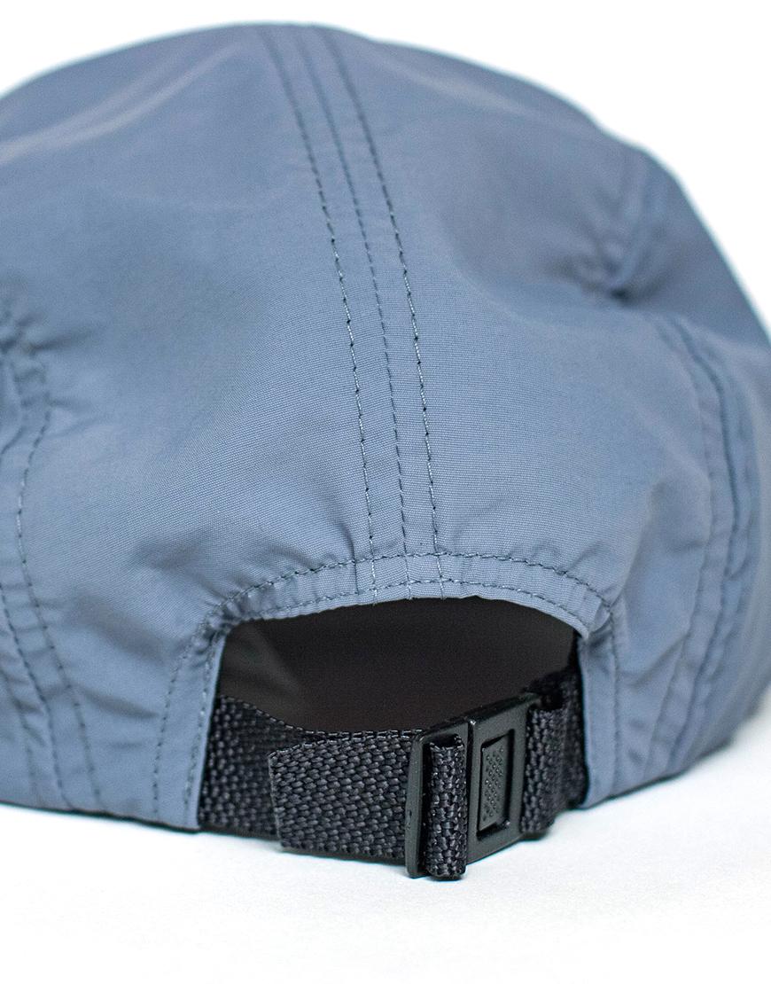 Кепка WDC Nylon Five Panel Cap Grey-Blue